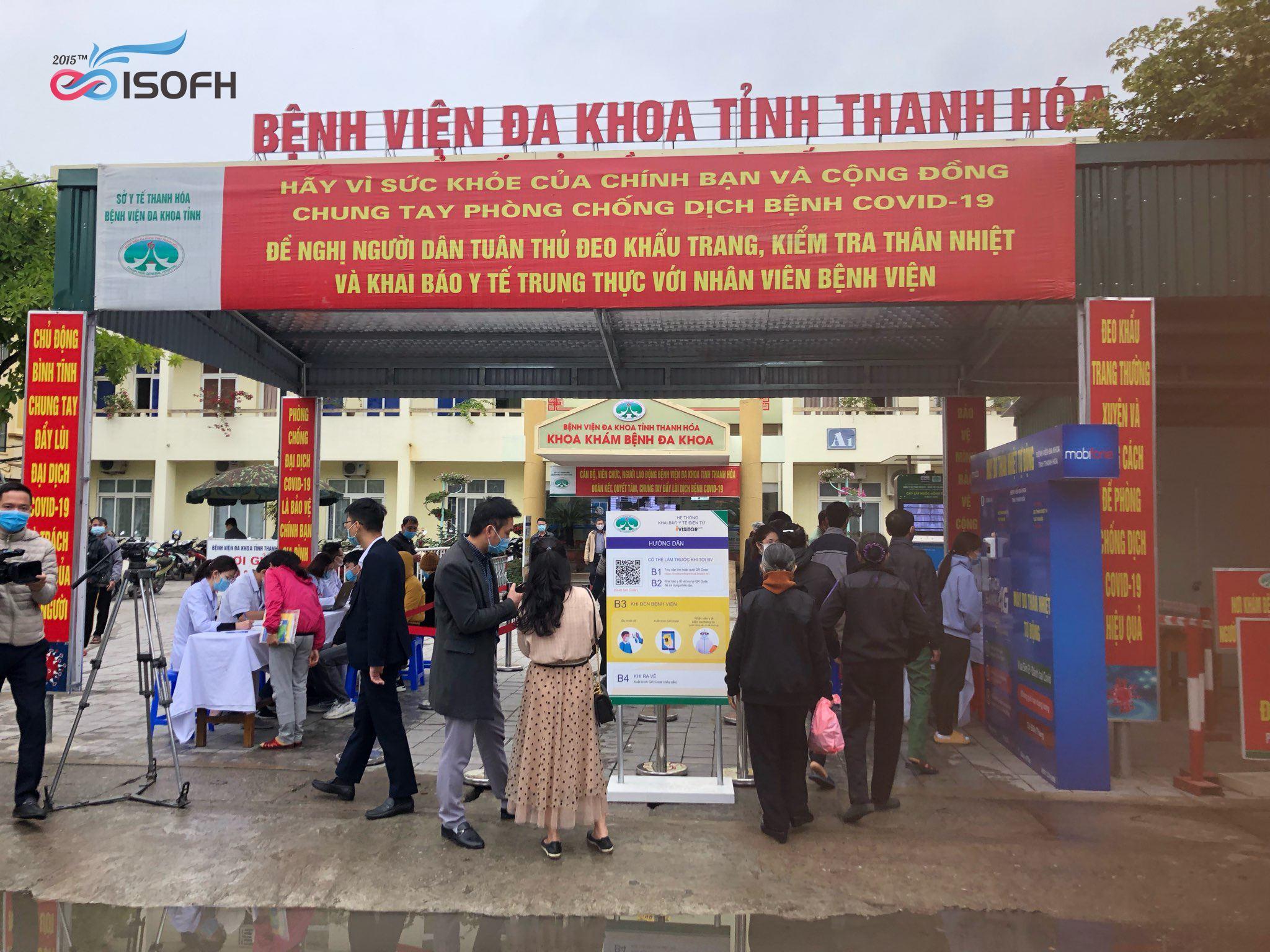 Bệnh viện Đa khoa tỉnh Thanh Hóa: Hướng dẫn khám bệnh ưu...