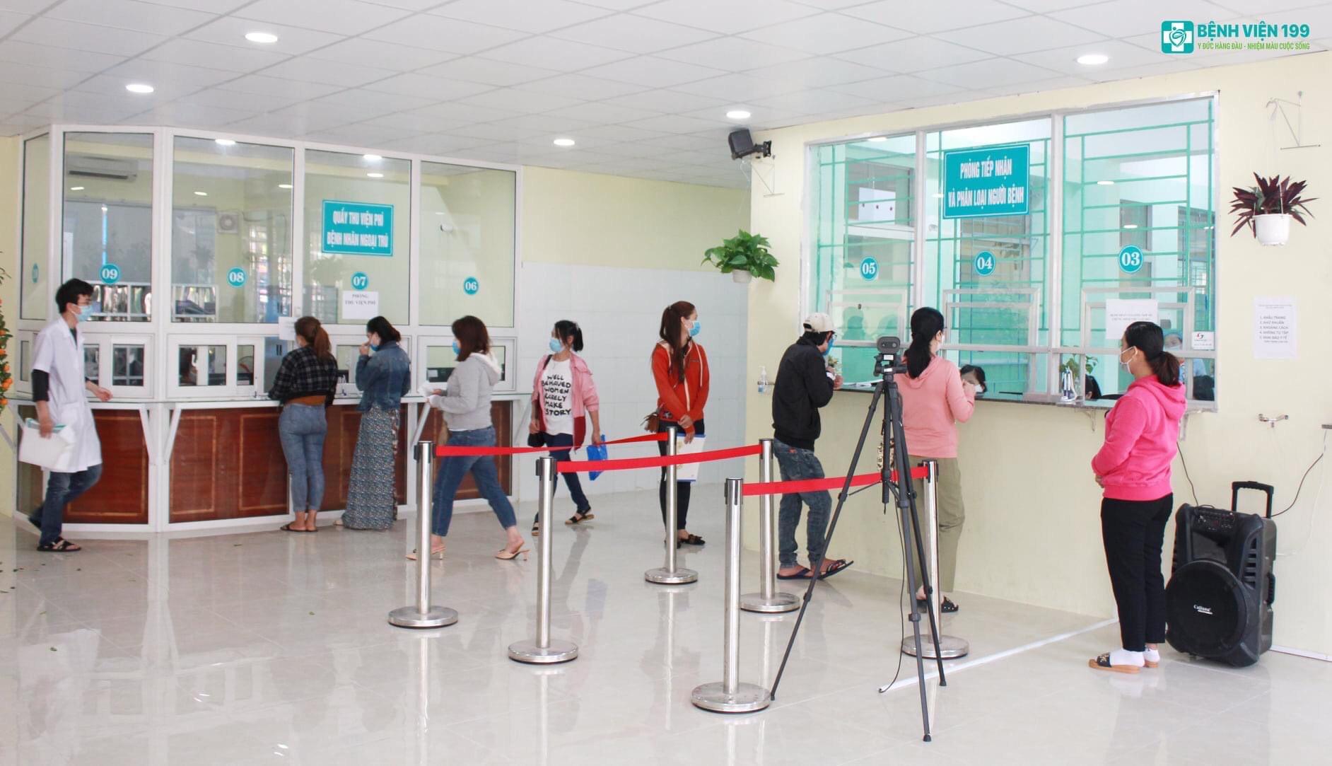 Vì sao nên đi khám sức khỏe tại Bệnh viện 199 Đà Nẵng?