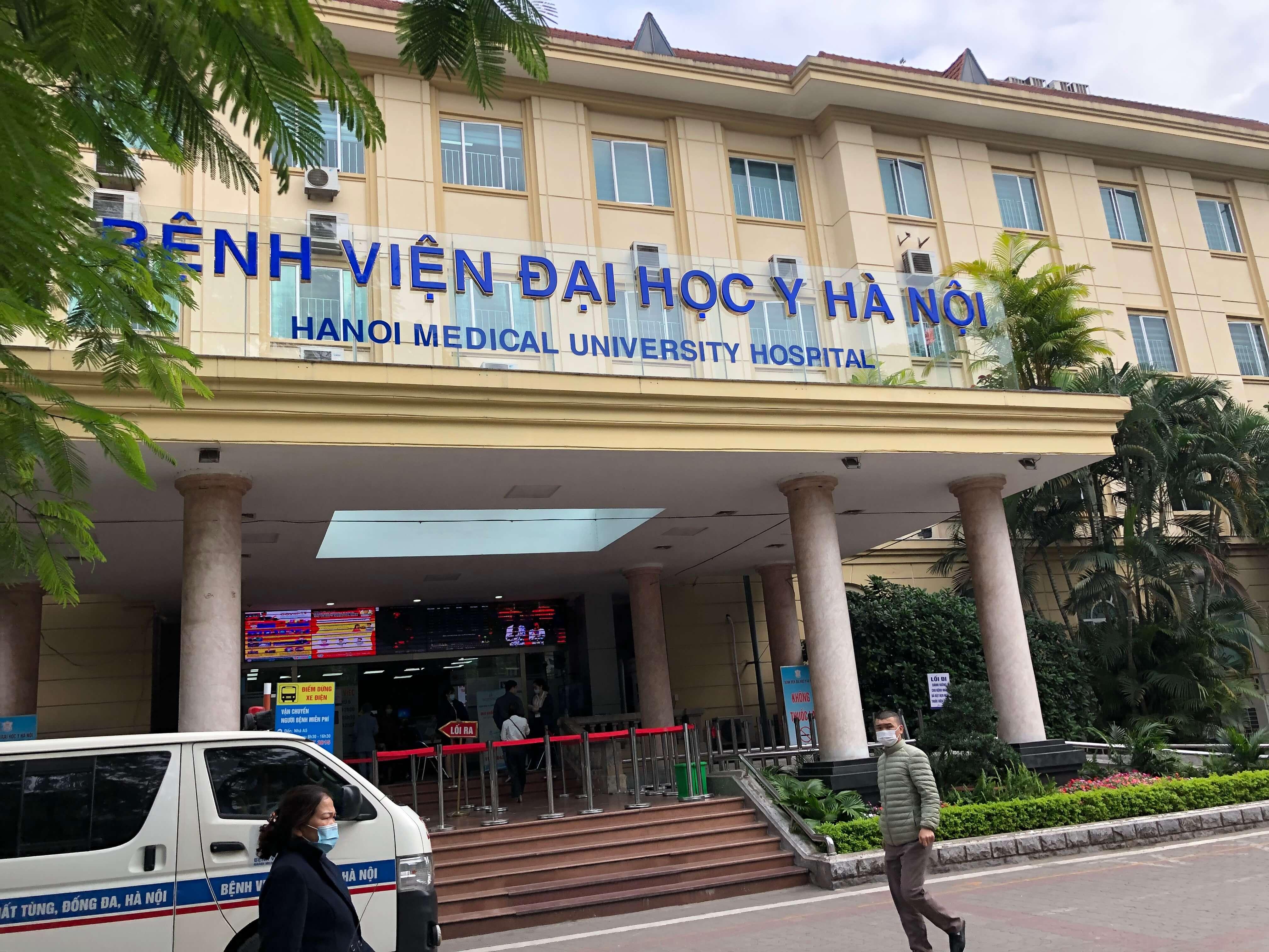 Kinh nghiệm đi khám tại Bệnh viện Đại Học Y Hà Nội